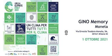 GINO MEMORY @Moneta - 01.10 | Seriana2000 biglietti