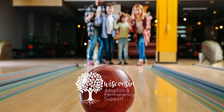 Bowling at Pla-Mor Lanes for Adoptive and Guardianship Families: La Crosse tickets