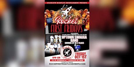 Rocket First Fridays tickets