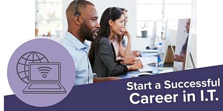 (IT) Information Technology Fundamentals Career Opportunity Info Session tickets