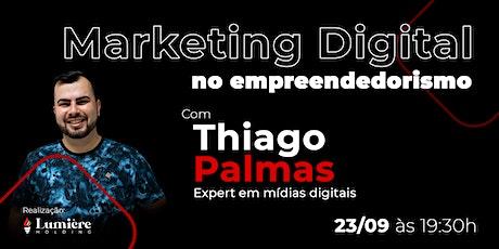 Marketing Digital no Empreendedorismo ingressos