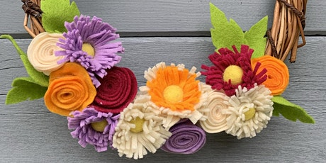 Spring Wreathes tickets