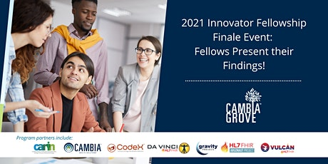 2021 Innovator Fellowship: Showcasing the Value of Interoperability tickets
