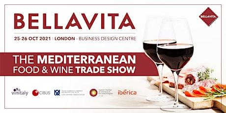 Bellavita - The Mediterranean Food & Wine Trade Show tickets