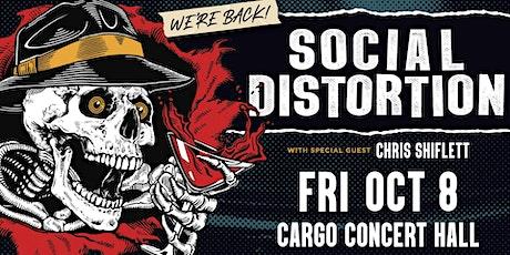 Social Distortion at Cargo Concert Hall tickets