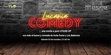 Lucania Comedy entradas