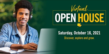 Fall Open House - Parent, Supporter, and Guidance Counsellor Registration tickets