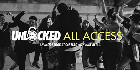 Nike Unlocked: Informational Session tickets