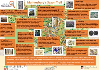 Walk around Anglo Saxon Malmesbury with Campbell Ritchie tickets
