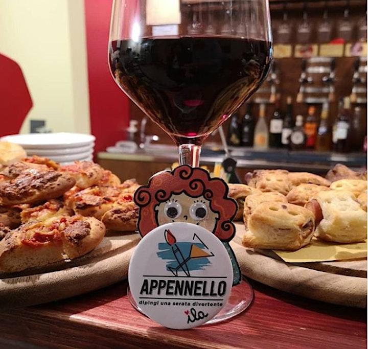 Immagine Senigallia (AN): Frida fiorita, un aperitivo Appennello