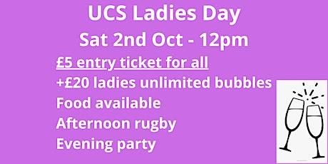 UCS Ladies Day tickets