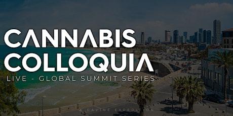 CANNABIS COLLOQUIA - Hemp - Developments In Israel tickets