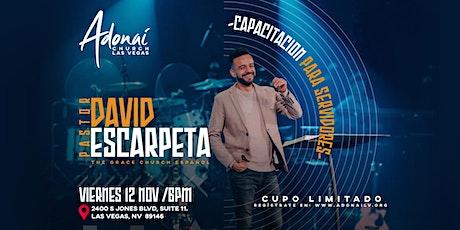 CAPACITACIÓN PARA SERVIDORES tickets