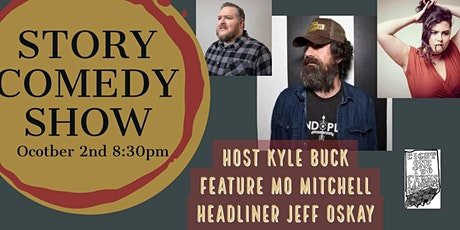 October Comedy Show tickets