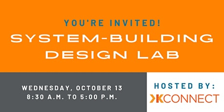 System-Building Design Lab with CivicLab tickets