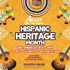 Hispanic Hertiage Month Celebration tickets