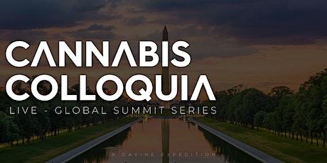 CANNABIS COLLOQUIA - Hemp - Developments In Washington DC tickets