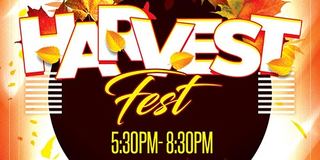 Young Visionaries and Shiekh Shoes Presents: Free Harvest Fest 2021 tickets