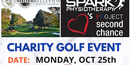 Charity Golf Event: Benefitting Project Second Chance tickets