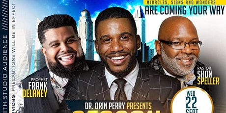 DR. ORIN PERRY PRESENTS THE SEASON OF WONDERS tickets