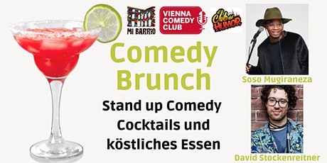 Fauler Sonntag Comedy Brunch Tickets