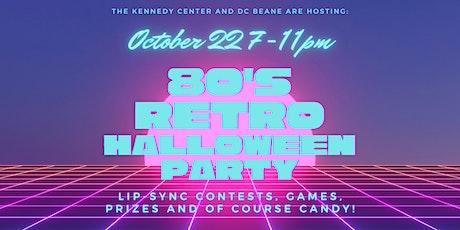80's Retro Halloween Party tickets
