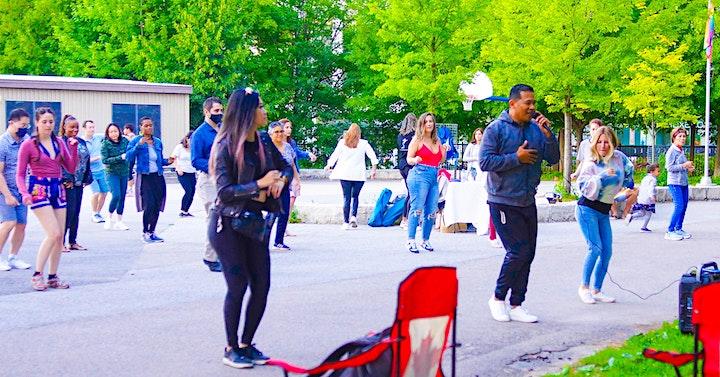 TDH & Steps Dance Studio: Salsa Dance in the Park image