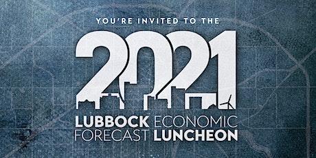 Lubbock Economic Forecast Luncheon tickets