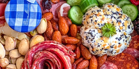 Make Yours Lovely: Char-BOO-terie at RDee Winery tickets
