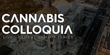 CANNABIS COLLOQUIA - Hemp - Developments In Mexico [ONLINE] tickets