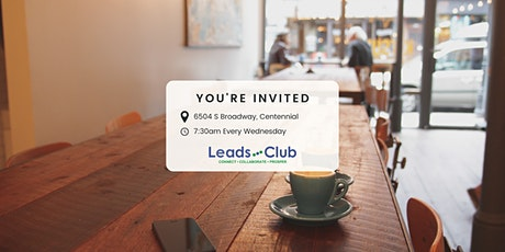 Business Networking Group - South Metro Denver tickets