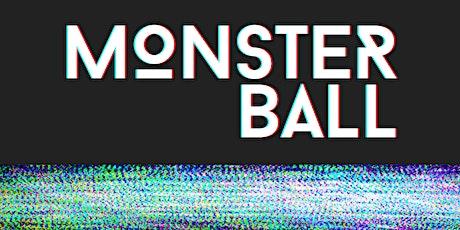 Monster Ball Halloween Experience tickets
