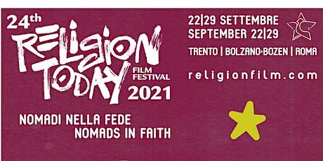 RELIGION TODAY XXIV LIBRO: ARTE DEL PICNIC e INSALATA MISTA DI PRANZI E RIC tickets