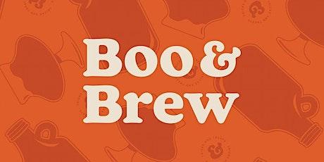 Boo & Brew tickets