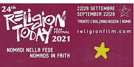 RELIGION TODAY XXIV - Libro e incontro con l'autore: LA MORALE DEL DESEO biglietti