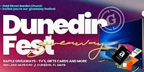 Dunedin Fest Giveaway tickets