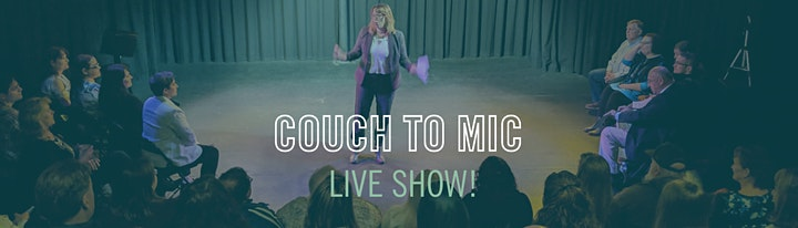 Couch to Mic: Not Your First Rodeo / Live Show! image