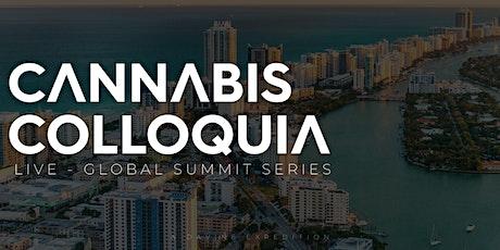 CANNABIS COLLOQUIA - Hemp - Developments In Florida [ONLINE] tickets