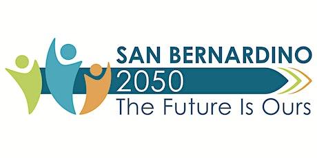 San Bernardino Visioning Workshop  (Taller de Visión  de San Bernardino) entradas