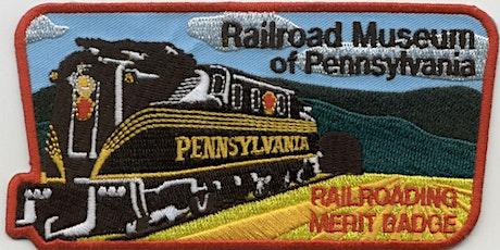 Railroading Merit Badge Workshop tickets