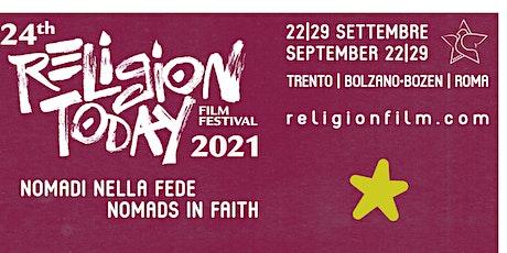 RELIGION TODAY XXIV -  LIBRO: VERSO DI NOI. TRE CAMMINI PER SANTIAGO tickets