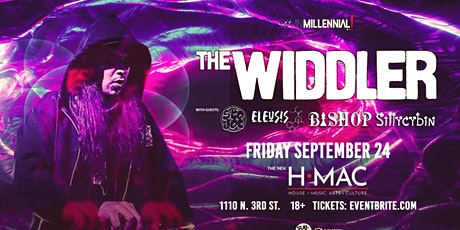 The Widdler at HMAC Stage on Herr tickets