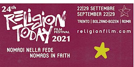 RELIGION TODAY XXIV - LIBRO: PIA. STORIA DI UN VIAGGIO tickets