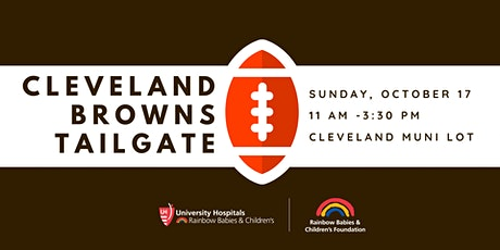 Cleveland Browns Tailgate tickets