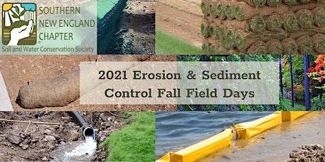 2021 Erosion & Sediment Control Field Days tickets