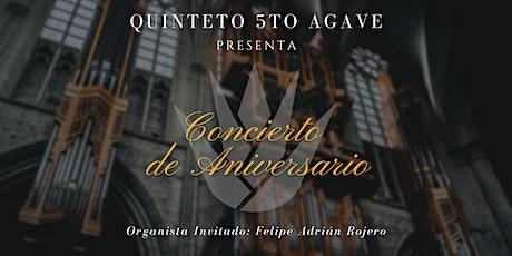 Concierto de Aniversario  - #5toAgave boletos