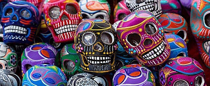 8th Annual Day of the Dead Celebration: Altar Viewing Only (outside) image