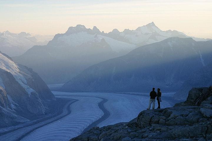 Juneau Icefield Alaska with Paul Illsley image