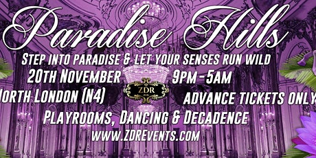 ZDR - Paradise Hills tickets