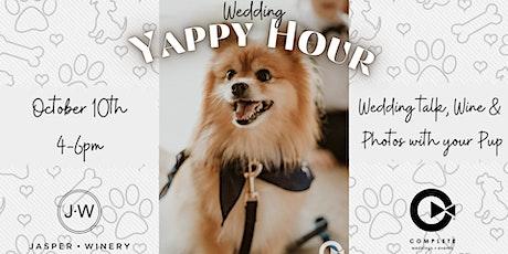 Wedding Yappy Hour tickets